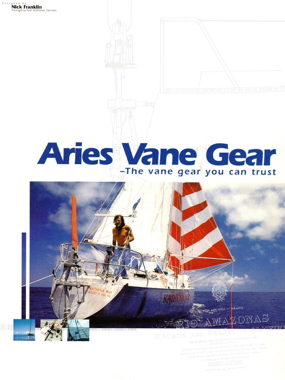 Aries Vane Gear Folder
